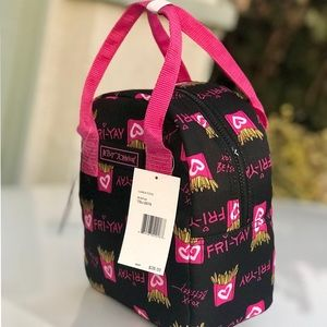 Betsey Johnson Bags - Betsey Johnson Insulated Lunch Tote Friyay